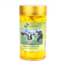 Colostrum (kolostrum) 60mg IgG - 100 žuvacích tabliet